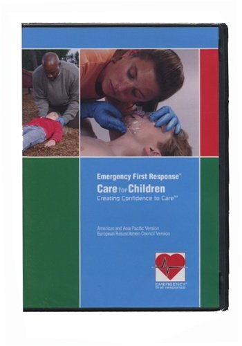 Padi EFR for Children DVD Training Materials for Scuba Divers
