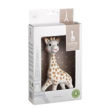 Sophie la Girafe Vulli the Giraffe Teether (Creme), SLG-616400
