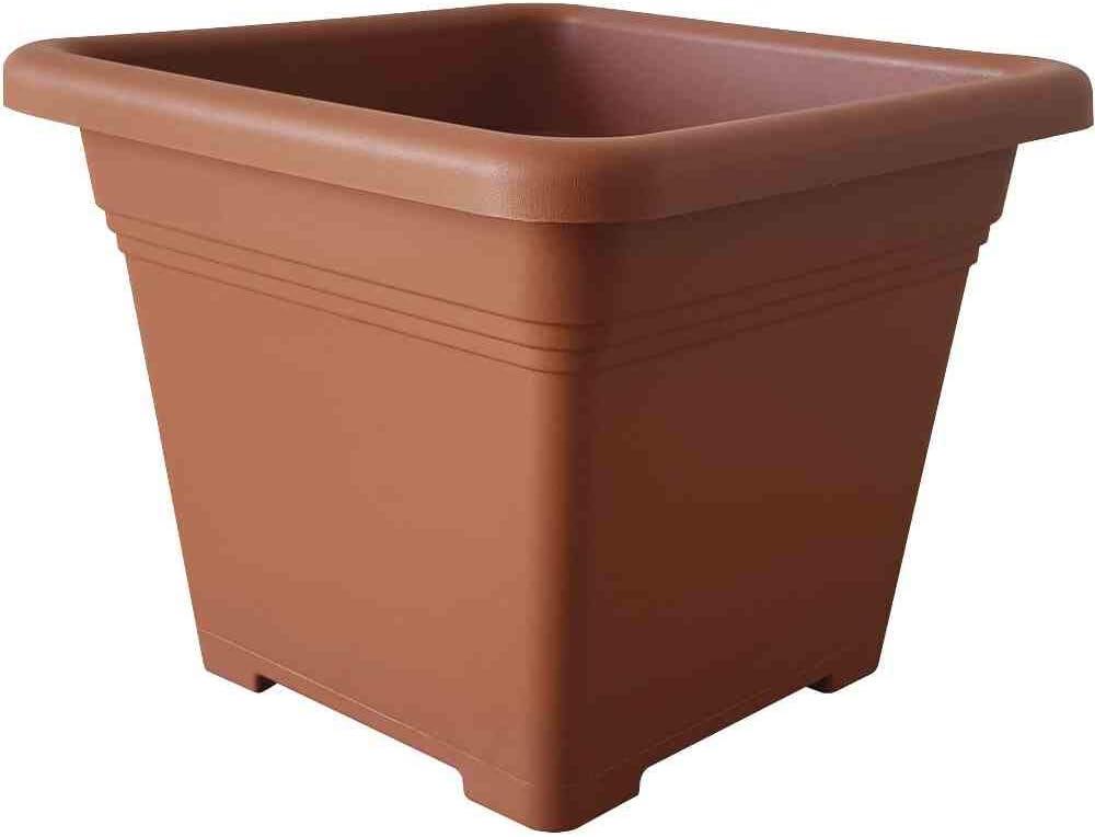 DanDiBo Quadro Macetero, marrón, Höhe 236 cm, Breite 186 cm, Tiefe 41 cm: Amazon.es: Jardín