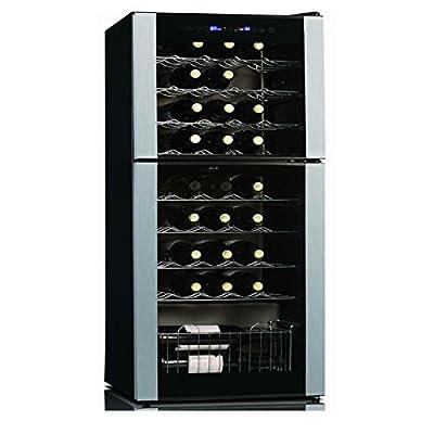45 Bottle Dual Zone wine cellar