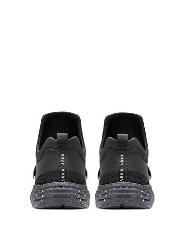 ARKK COPENHAGEN Raven Mesh Uomo Sneaker Nero Nero
