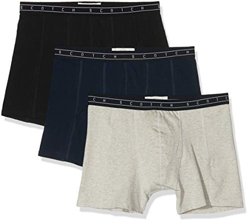 Scotch & Soda Herren Boxershorts (3er Pack)