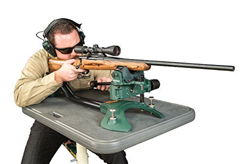 Caldwell Fire Control Full Length Rest Adjustable Ambidextrous Rifle Shooting Rest for Outdoor Range by Caldwell (Image #4)