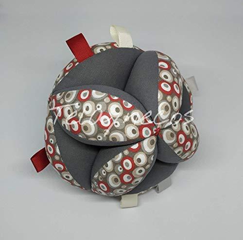 Pelota Montessori círculos tiras: Amazon.es: Handmade