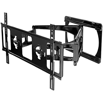 "Peerless Universal Ultra Slim Articulating Wall Mount For 42"" to 75"" Ultra-thin Displays"