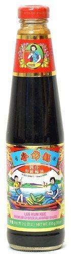 Lee Kum Kee Oyster Sauce- Net Wt. 510g(18 oz)