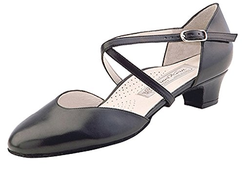 Kern chaussures Werner Felice de Chaussures Black Nappa Mesdames de RwXXqO