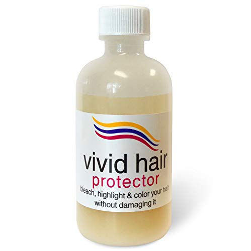 INVERTO VIVID HAIR Color Protector Perfector 120gram Prevent Hair Bleaching, Highlighting Coloring Damage From the Start safe for all blondes, vivid, bright & dark colors