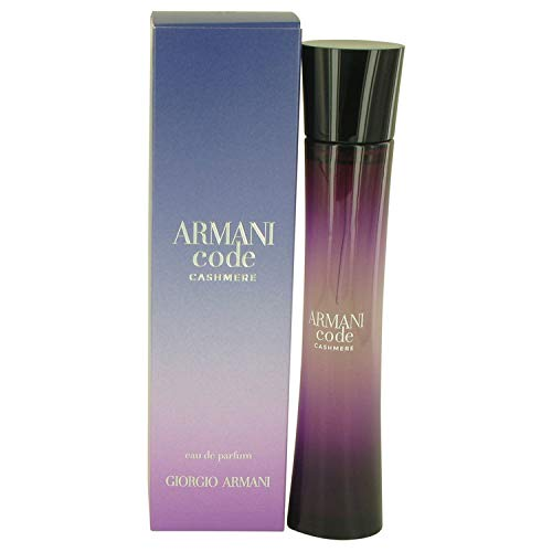 io Armani Armani code cashmere by giorgio armani for women - 2.5 Ounce edp spray, 2.5 Ounce ()