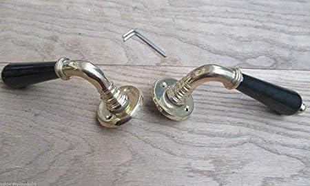 efecto martillado 40/mm hierro antiguo Ironmongery World/® Efecto martillado Vintage Industrial hierro fundido armario armario caj/ón puerta pomos redondos