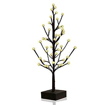 Led Lichterbaum Mit 48er Leds Beleuchtet Malivent Led Baum Lichter