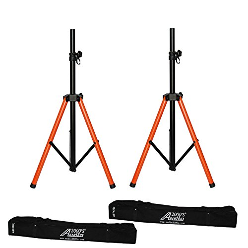 Used, Audio 2000s AST439C2 Pair Tripod PA Speaker Stands for sale  Delivered anywhere in USA