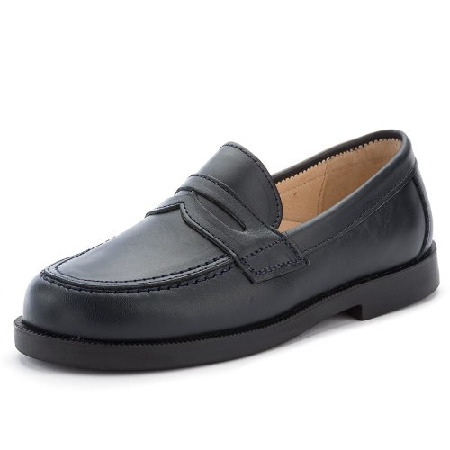 6f695c8c Zapato Colegial Escolares Niño Mocasín - Color : Azul Marino - Talla : 41:  Amazon.es: Zapatos y complementos