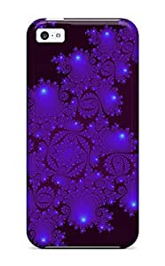 Sarah deas's Shop 2614047K12313889 Scratch-free Phone Case For Iphone 5c- Retail Packaging - Fractal