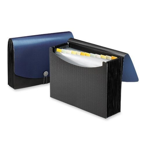 Generic YC-US2-151027-129 <8&24941> erproofolder Organ Tabs Folder Expanding File Organizer Box Bag 12 Pockets Storage Poly Waterproof Expanding F