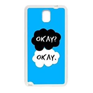 SANYISAN Cartoon warm dialogue Cell Phone Case for Samsung Galaxy Note3