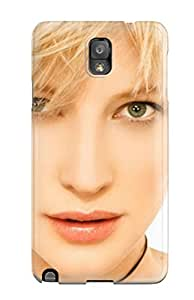 YY-ONE Celebrity Cate Blanchett Australian Actress/ Fashionable Case For Galaxy Note 3