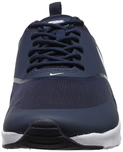 Nike - Air Max Thea, Sneakers donna, color Blu (OBSIDIAN/WHITE 409), talla 44.5