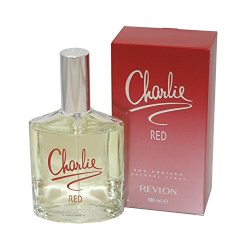 Revlon Charlie Red Eau Fraiche Spray for Women , 3.4 Ounce