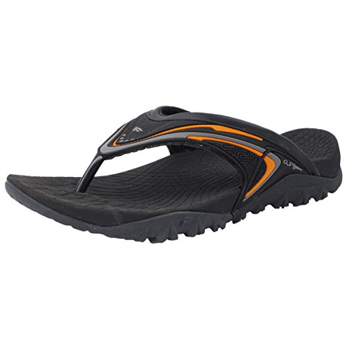 Shoes Men Black Upper Women Gold GP5803 Orange With Support Breathable Flip Water Outdoor Arch Flops Pigeon Lite wt5p5PnWqZ