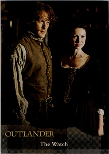 2016 Outlander Season 1 #55 The Watch - NM-MT