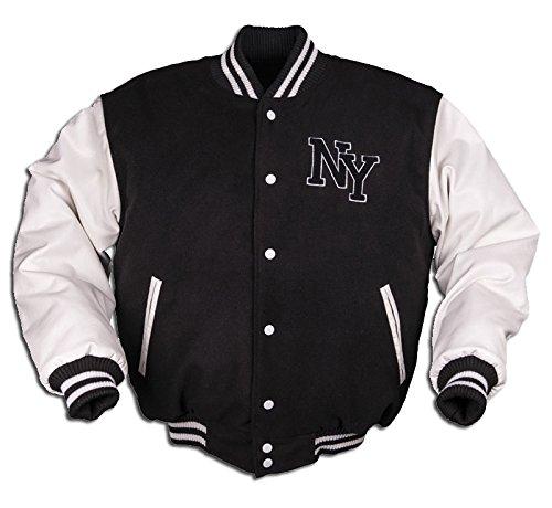 Mil-Tec Vintage NY Baseball Jacket