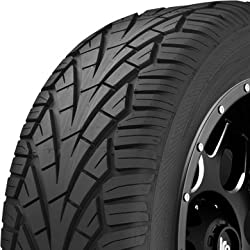 255/65-16 General Grabber UHP 109H Tire BSW