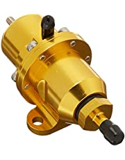 DNA Motoring FPR-T119-GD Fuel Pressure Regulator [For 88-01 Civic Si/CRV/Integra/NSX],Gold