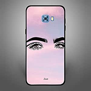 Samsung Galaxy C5 Eyes