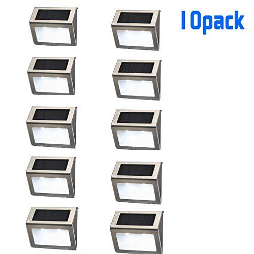 Bjour Solar Step Lights 2 LED Deck