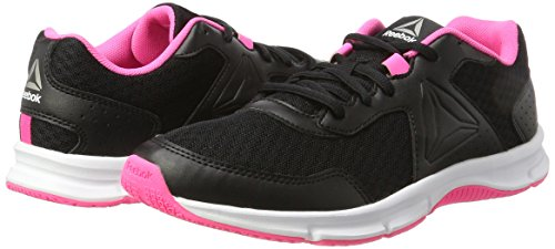 Noir black Femme pewter Express Runner white Chaussures poison Reebok De Pink Running Entrainement fYF08qwxn