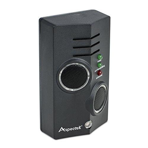Ultrasonic Repeller Aspectek Eletro magnetic Pet friendly Adjustable
