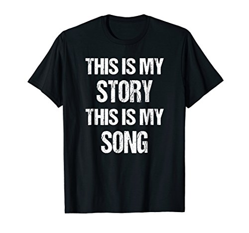 This Is My Story Christian T Shirt for Men Women and Kids -