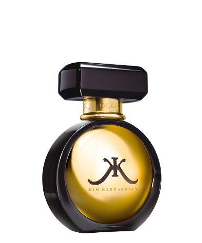 Kim Kardashian Gold for Women Eau De Parfum Spray, 1 Ounce - Kim Kardashian Gold Perfume