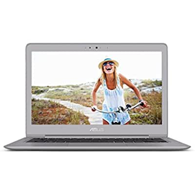 ASUS ZenBook UX330UA-AH54 13.3-inch Ultra-Slim Laptop (Core i5 Processor, 8GB DDR3, 256GB SSD, Windows 10) With...