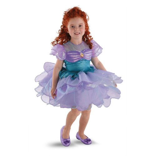 [Ariel Ballerina - Size: Child L(4-6x)] (Ariel Costumes Toddler)