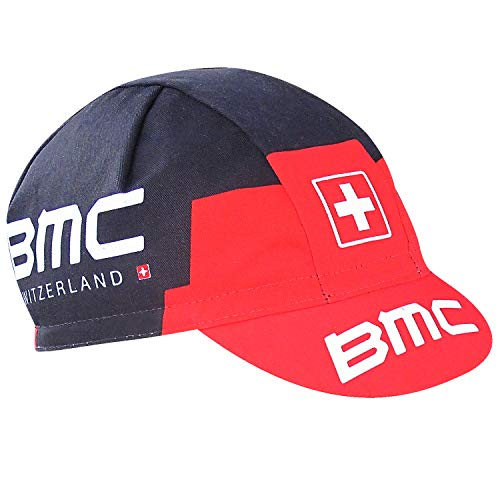 (Retro Prestige Team Cycling Caps (BMC))