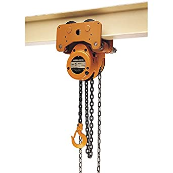 harrington hoists g nth020 10 manual chain hoist 4000. Black Bedroom Furniture Sets. Home Design Ideas