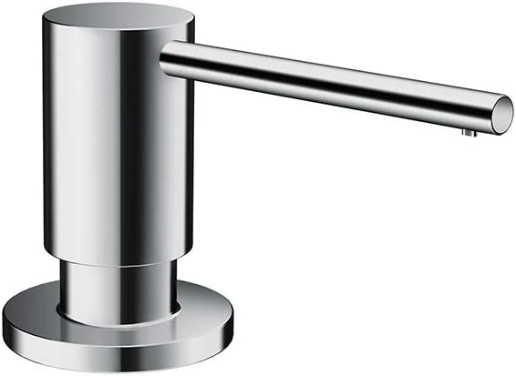 new style amazon so cheap Hansgrohe 40438000 A41 Soap Dispenser for Sink, Chrome ...