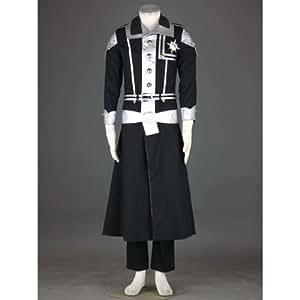 CTMWEB D.Gray Man Cosplay Costume - Yu Kanda Exorcist Uniform 1st Ver X-Small