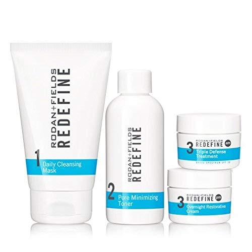 Rodan and + Fields REDEFINE Regimen for the Appearance of Lines, Pores and Loss
