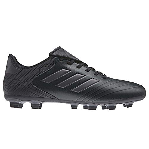 adidas Copa 18.4 FxG Soccer Cleats - Black/Black - Mens - 8