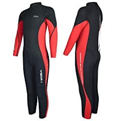 Description: The Guardian (Ⅰ) Warrior wetsuits are specially designed for adult men diving beginners and amateurs. The Vigor (Ⅰ) Spirit wetsuits are specially designed for kids. HEVTO wetsuits made of foamed neoprene, primarily providing ther...