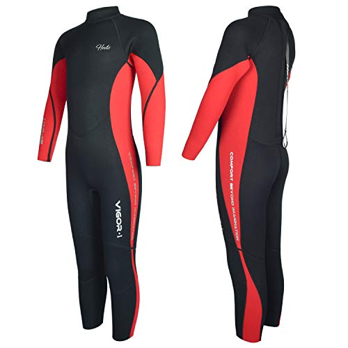 Hevto Wetsuits Neoprene Swimming Swimsuits product image