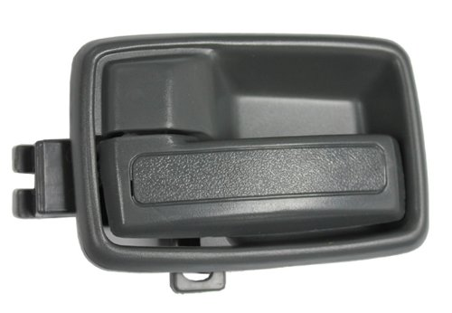LatchWell PRO-4001565 Driver Side Interior Door Handle in Medium Gray Compatible with Isuzu Pickup Truck & SUVs & Honda Passport