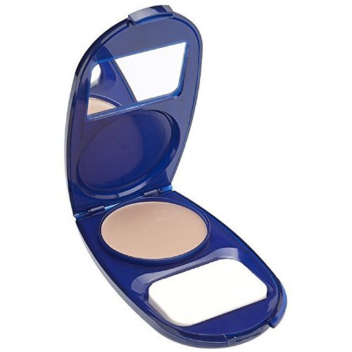 CoverGirl Smoothers AquaSmooth Compact Foundation, Classic Beige [730] 0.40 oz (Pack of 2)