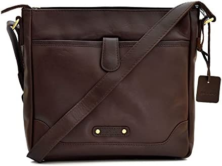 2b8c01f6d16b Style n Craft 392001 Cross Body Messenger Bag in Full Grain Leather ...