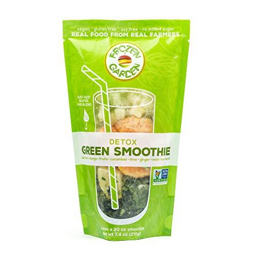 Frozen Garden Green Smoothie Pack - Detox (24)