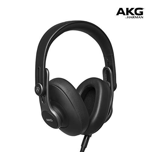 AKG Pro Audio Studio Headphones, B07WZH7WM9, K371...
