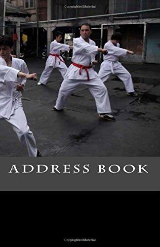 ADDRESSBOOK - Karate pdf